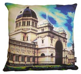 Cushion Royal Exhibition Building