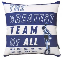 Cushion Geelong FC The Greatest Team of All