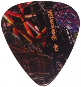 Guitar Pick Established Vs. Emerging