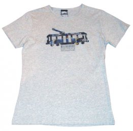 T-Shirt Cotton Flinders Tram