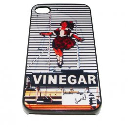 iPhone 4/5 Case Skipping Girl