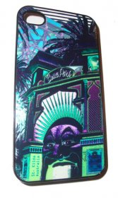 iPhone 4/5 Case Amusing St.Kilda Luna Park Green