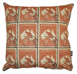 Cushion Kangaroo Stamps