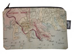 Pencil Case 18x10cm North Sydney 1885