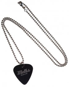 Guitar Pick Necklace Melbs Made in Oz