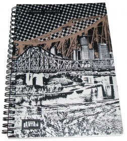 Notebook A5 Story Bridge Tan