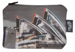 Ipod / Coin Case 13x9cm Opera House