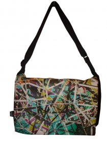 midi Satchel Bag 33x25x7cm Federation Square