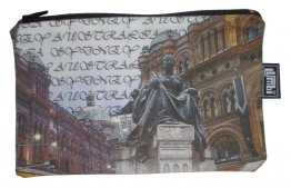 Pencil Case 18x10cm Queen Victoria