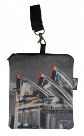 Passport Wallet 13x16cm Opera House