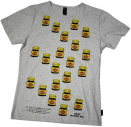 T-Shirt 21 Vegemite Jars
