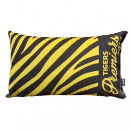 Cushion 50x30cm Tiger Stripes Richmond Premiership 2019
