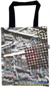 Tote Bag 33X40cm ACDC Lane