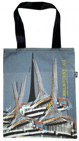 Tote Bag 33X40cm Arts Centre Dancing