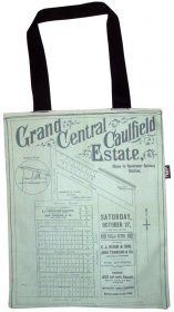 Tote Bag 33X40cm Grand Central Caulfield