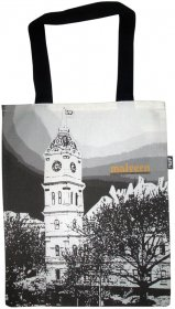 Tote Bag 33X40cm Malvern Town Hall