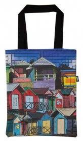 Tote Bag 33X40cm Mornington Beach Boxes