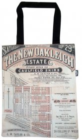 Tote Bag 40x33cm New Oakleigh