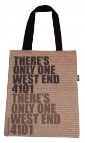 Tote Bag 40x33cm Theres Only One
