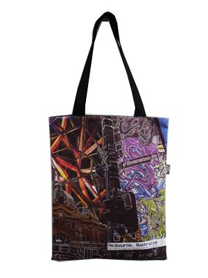 Tote Bag 40x33cm Established Vs. Emerging