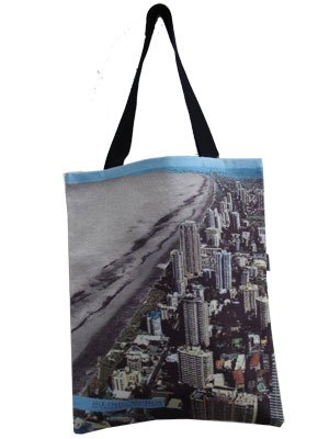 Tote Bag 40x33cm Gold Coast Beachside