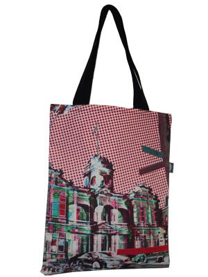 Tote Bag 40x33cm Castlemaine Town Hall