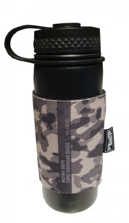Coffee Flask 550ml Camouflage Military Grade