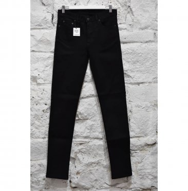 Mens Jeans Skinny Stretch Black