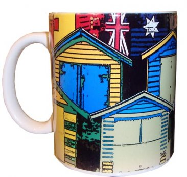 Mug Brighton Beachg Boxes
