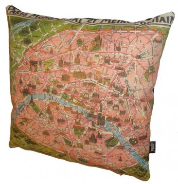 Cushion Paris Monumental