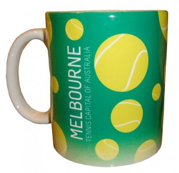 Mug Melbourne Tennis Capital of Australia