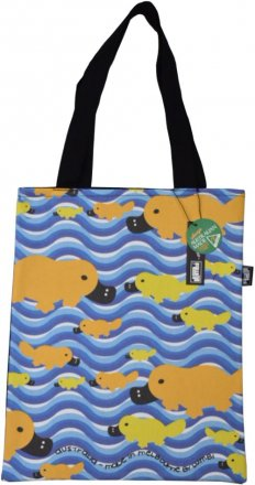 Tote Bag 40x33cm Platypus Fun