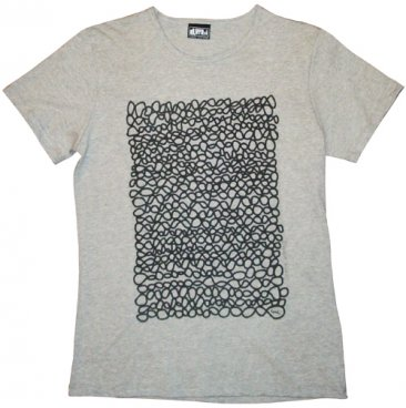 T-Shirt White-Marle Endless Infinity