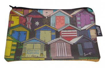 Pencil Case 18x10cm Brighton Beach Boxes
