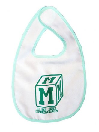 Bib M is for Melbourne Green