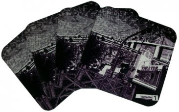 Coasters Set of 4 Yarraville Collage