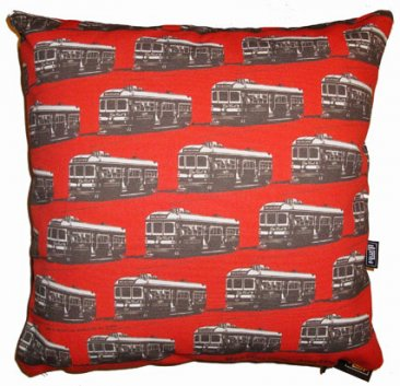Cushion Trams Red