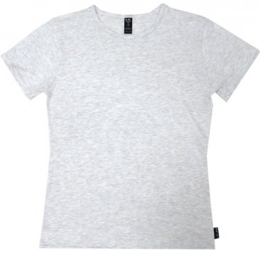 Unisex T-Shirt Silver Marle
