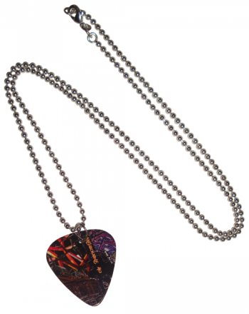 Guitar Pick Necklace Established Vs. Emerging