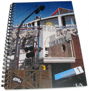 Notebook A5 Yarrville