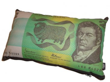 Cushion Old Money $2 50x30cm