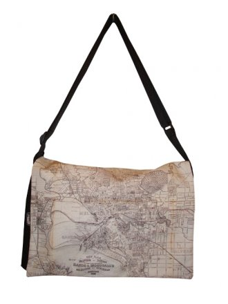 midi Satchel Bag 33x25x7cm Sands & MacDougall 1885