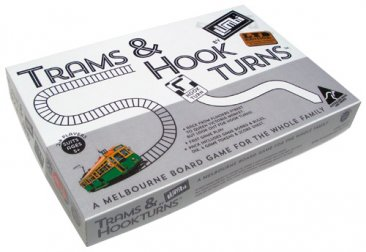 Game Trams and Hook Turns