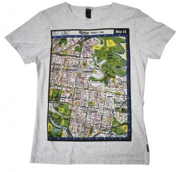 T-Shirt Melways Map 44